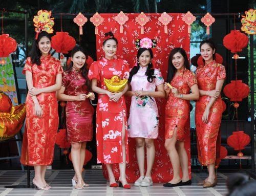 กิจกรรมฉลองต้อนรับตรุษจีน ในธีมสีแดงมงคล โดย อัลฟ่ากรุ๊ป