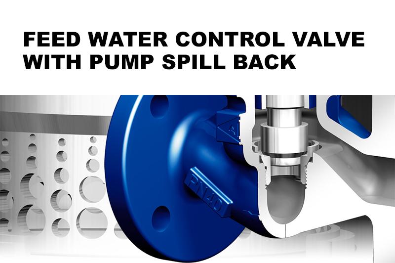 การพัฒนาของระบบควบคุมระดับน้ำใน boiler